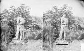 view Kaiar, Woman, in Native Summer Dress 1873 digital asset number 1