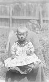 view Portrait (Front) of Granddaughter of Quanah Parker 1892 digital asset number 1