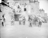 view [The Natacka ceremony, Walpi, Arizona] February 1893 digital asset number 1
