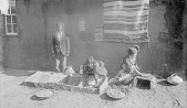 view Tom Polacca, Nampeyo, and Nampeyo's daughter Annie 1893 digital asset number 1