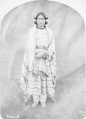 view Maiden, Daughter of Cacique, in Native Dress SEP 1871 digital asset number 1