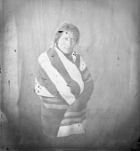 view Man with Ornaments in Blanket 1877 digital asset number 1