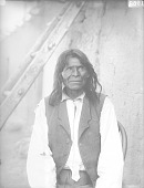 view [Jose Leandro Tofoya, Governor, Pueblo of Santa Clara, New Mexico] 1899 digital asset number 1