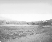view [View of Tesuque Pueblo from the west, New Mexico] 1899 digital asset number 1