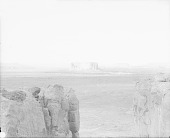 view View of the Rock of Katzimo or the Enchanted Mesa As Seen From Acoma 1899 digital asset number 1