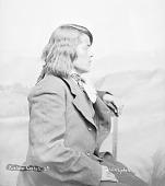 view Portrait (Profile) of Kintano 1890 digital asset number 1