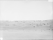 view View of Pueblo and Corrals 1899 digital asset number 1