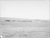 view View of Corrals and Pueblo From the Northeast 1899 digital asset number 1