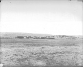 view View of Pueblo and Corrals From the Northeast 1899 digital asset number 1