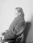 view Portrait (Profile) of Peshlakai Atsidi or Peshlaki Etsethy (White Silver Smith) 1902 digital asset number 1