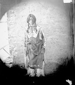 view Apache man, A Young Brave before 1877 digital asset number 1