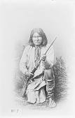 view Geronimo, War Chief, Chiricahua Apaches digital asset number 1