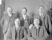 view Group of Yankton, Teton and Assiniboin 1902 digital asset number 1