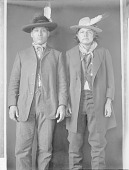 view Group of Caddo and Kickapoo 1907 digital asset number 1