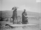 view Two Women Pumping Water at Well n.d digital asset number 1