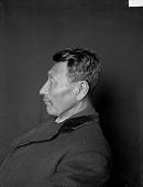 view Portrait (Profile) of Tarkshany, Called Thomas Simpson MAR 1905 digital asset number 1