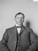 view Portrait (Front) of Wanbliwankatuya, Called Robert Higheagle 1908 digital asset number 1