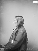 view Portrait (Profile) of Standing Bear in Partial Native Dress 1894 digital asset number 1