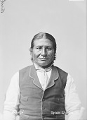 view Portrait (Front) of Wohapi (Cook) 1884 digital asset number 1