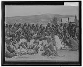 view Sioux Indians, Fort Nelson, Nebraska 1891 digital asset number 1