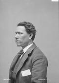 view Portrait of Winnebago man, John Fisher before 1894 digital asset number 1