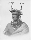 "view Chonmonicase (""Chon-mon-i-case, or L'ietan, an Oto Half-Chief"") digital asset number 1"