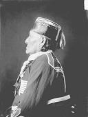 view Portrait of Osage man, Mi-k'in-wa-da-in-ga or Playful Sun-carrier Mar 1908 digital asset number 1