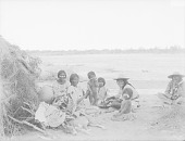 view [A Seri family group] 1894 digital asset number 1