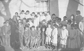 view [Omaha School children] ca. 1883-1884 digital asset number 1