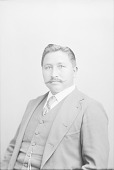 view Portrait of Francis La Flesche n.d digital asset number 1