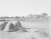 view View of Taos Pueblo ca 1900-1920 digital asset number 1