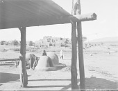 view Taos Pueblo ca 1900-1920 digital asset number 1