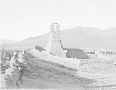 view Ruins of old church ca 1900-1920 digital asset number 1