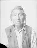 view Blackfoot man ca 1900-1920 digital asset number 1