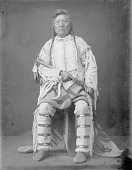 view Portrait of Flathead man, Chief Charlot; also known as Bear Claw Apr 5 1903 digital asset number 1