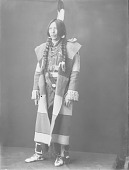 view Portrait of Flathead man, Pascal Antoine; also known as Bear Blood Apr 5 1903 digital asset number 1