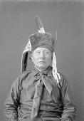 view [Portrait (Front) of Ellis Blackbird or Shon-gae-ska, also known as White Horse] digital asset number 1