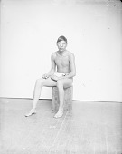 view [Sitting Bull's son posing] digital asset number 1