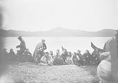 view Kwakiutl Tsetsaeqa (Winter Ceremonial) Nov-Dec 1894 digital asset number 1
