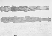 view [Makah Seal Club] ca. 1886 digital asset number 1