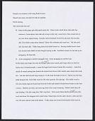 view Carol Laderman Papers digital asset: [Munah conversation with Gong Pauh bomoh]
