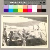 view [Cajun shrimp fishermen], 1943 digital asset number 1