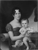 view Mrs. Nathaniel Waples and Daughter digital asset number 1