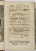 view An Impartial History of the War in America, Vol. 1 digital asset number 1