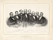 view Zachary Taylor and his Cabinet digital asset number 1