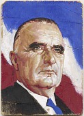 view Georges Pompidou digital asset number 1