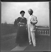 view Samuel Clemens and Helen Keller digital asset number 1