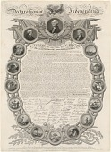 view Declaration of Independence digital asset number 1