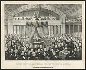 view Daniel Webster Addressing the United States Senate digital asset number 1