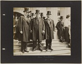 view William H. Taft, David R. Francis and Myron T. Herrick digital asset number 1